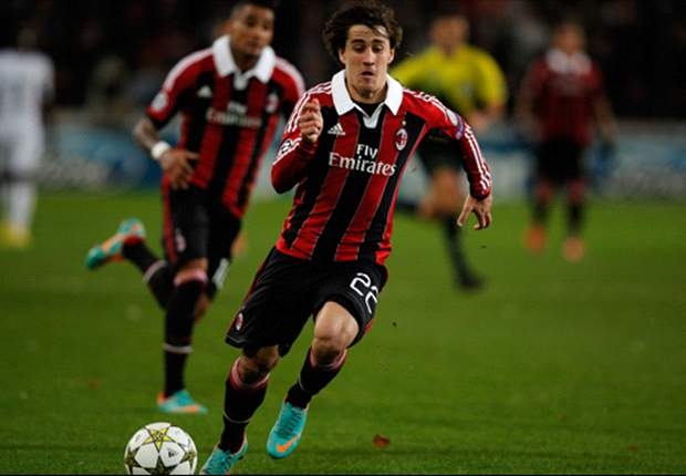 Berlusconi: Bojan could stay with AC Milan
