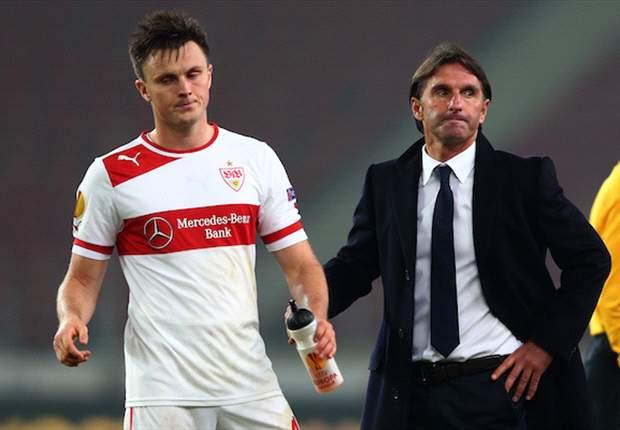 VfB Stuttgart: Labbadia wartet mit Vertragsverlängerung weiter ab