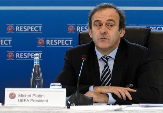 Platini: Summer World Cup in Qatar impossible
