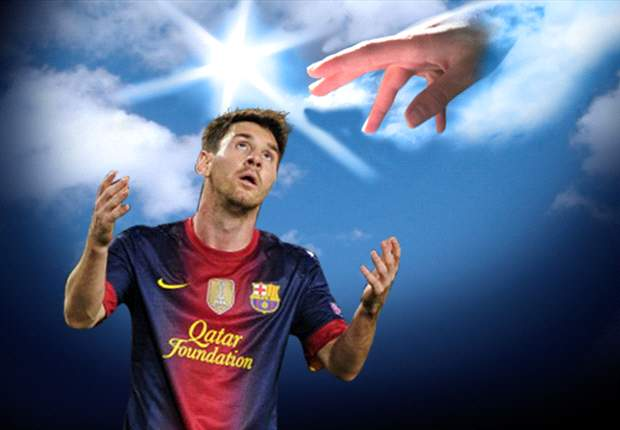 Lionel Messi tiene conexión directa con Dios