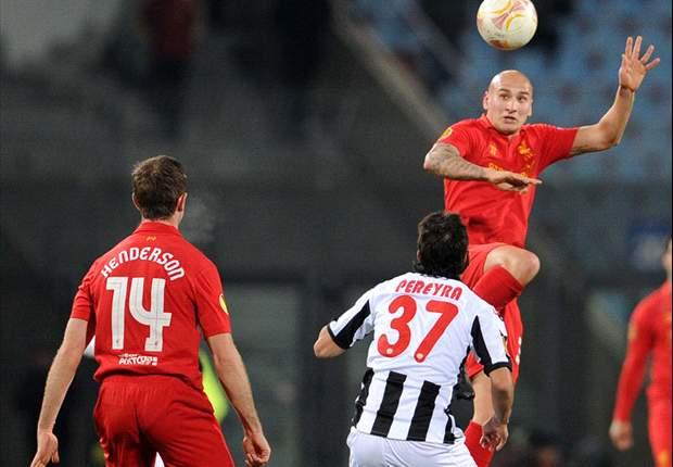 Liverpool en Anzhi naar volgende ronde