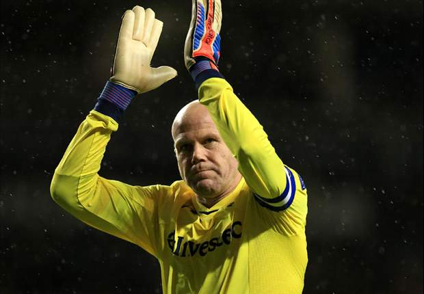 Friedel: I'm happy at Tottenham