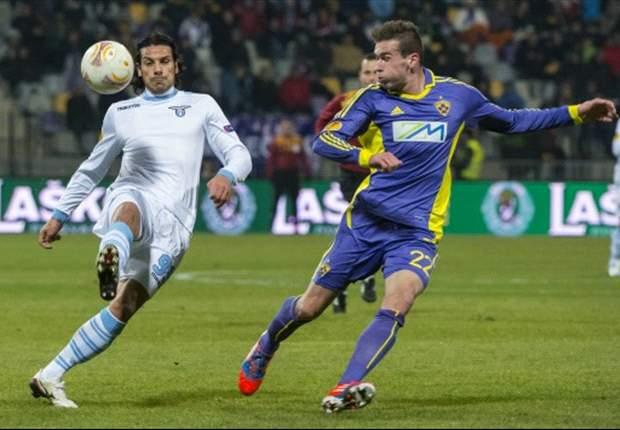 Maribor-Lazio 1-4: Ederson e Floccari scatenati, dopo la qualificazione l'Aquila centra anche il primato