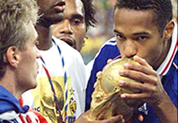 Thierry Henry, Nicolas Anelka o Raphael Varane podrían jugar Copa Oro