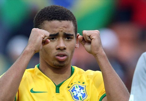 WATCH: Palmeiras wonderkid Gabriel Jesus on Copa America and Olympic gold
