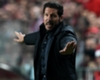 Simeone unworried by Malaga reverse