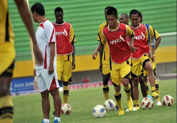Sriwijaya FC Targetkan Minimal Tiga Besar Di Putaran Pertama ISL