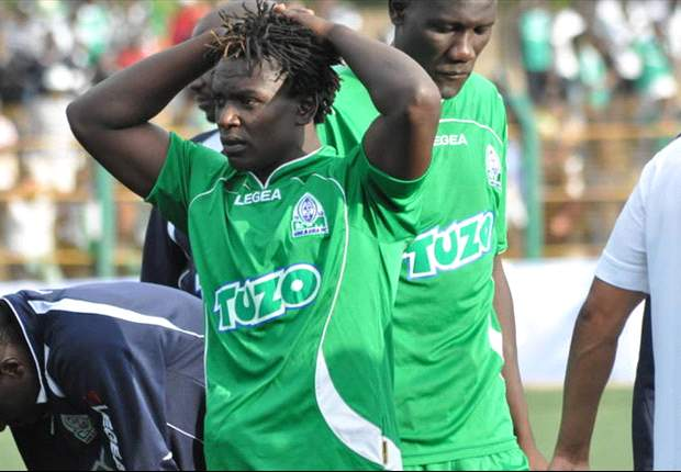 FKF Cup winners Gor release George Midenyo and Kevin 'Master' Ochieng