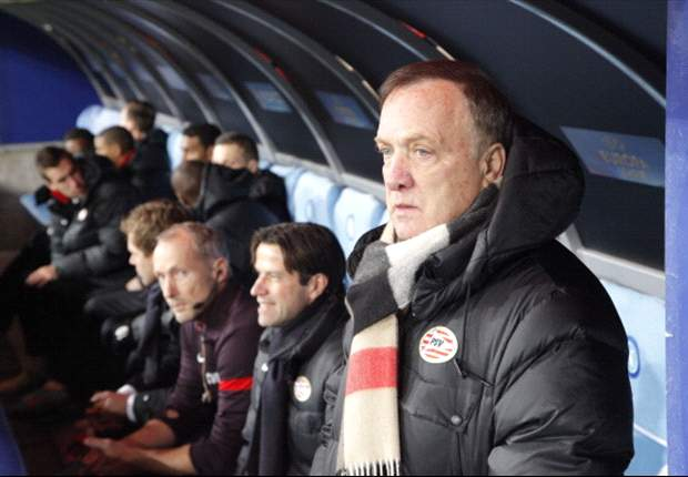 Advocaat unsure of PSV future