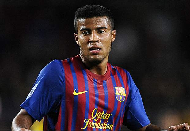 Rafinha signs new Barcelona deal