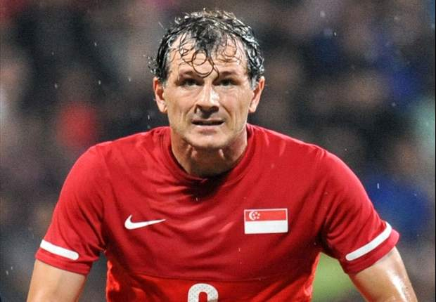 'Betting and match-fixing are a major problem, especially in South-East Asia' - Tampines Rovers striker Aleksandar Duric