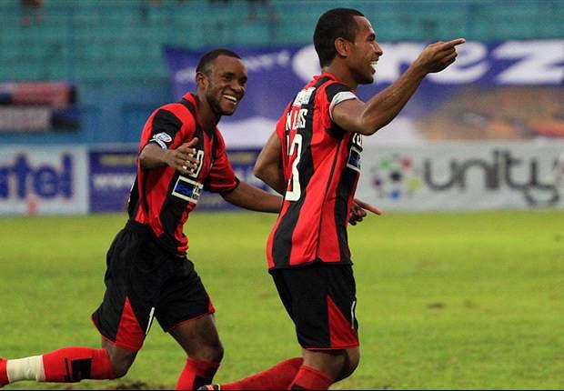 Persipura Bungkam Persiwa 3-0