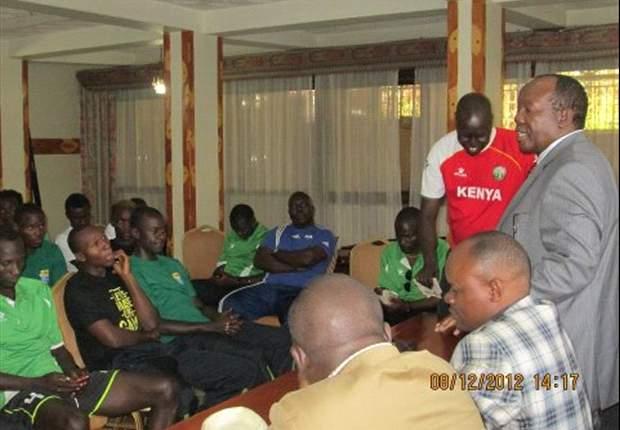Kenya FA settles part of Stars dues ahead of Cecafa final with rivals Uganda Cranes