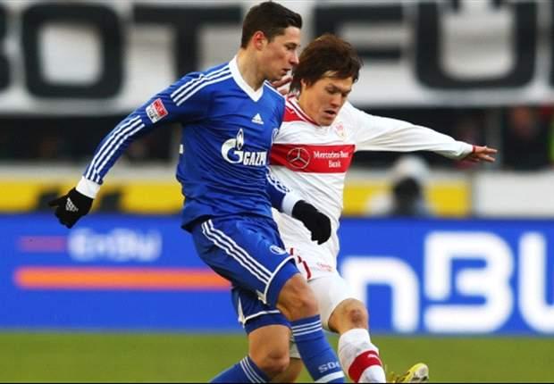 VfB Stuttgart 3-1 Schalke 04: A amarga sequência sem vitórias continua para os Azuis Reais