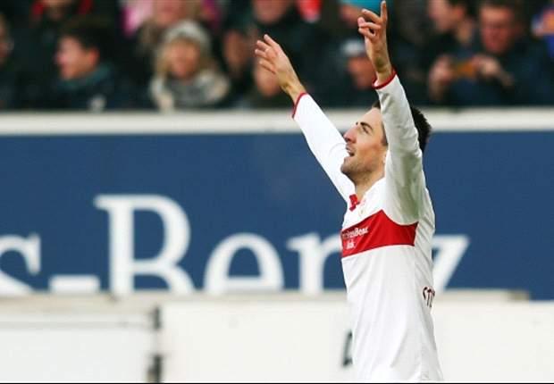 VfB Stuttgart: Vedad Ibisevic wünscht sich Labbadia-Verbleib
