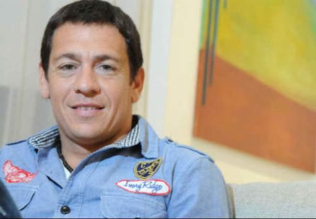 Luciano Galletti, internado