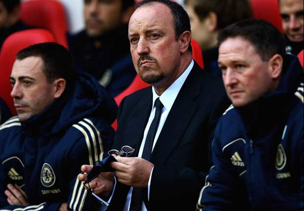 Benitez rues Chelsea's profligacy in Reading draw