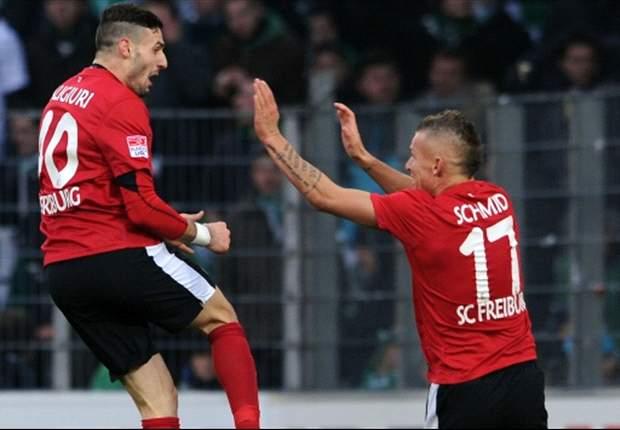 Das Bundesliga-Zeugnis: SC Freiburg