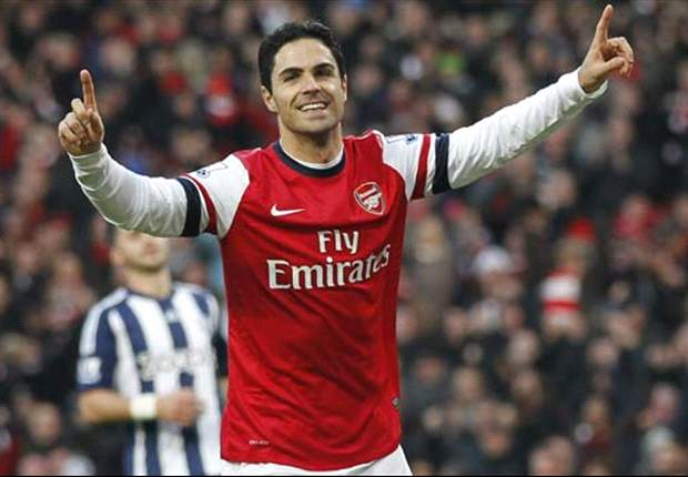 Arsenal 2-0 West Brom: Arteta double eases the pressure on Wenger