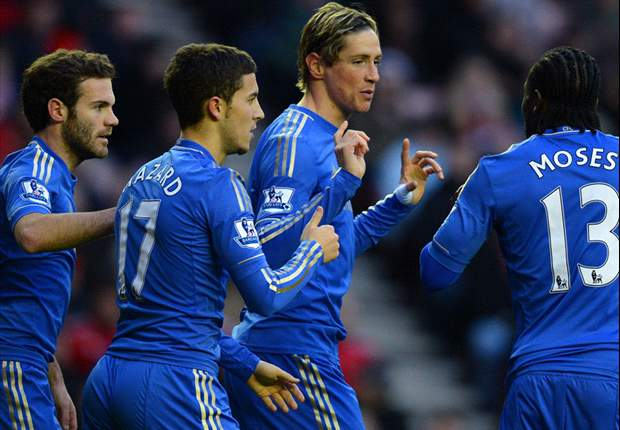 Sunderland 1-3 Chelsea: Torres fires twice to give Benitez first league win