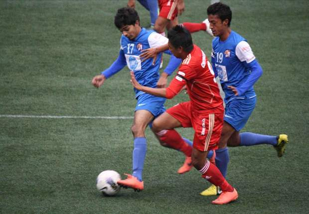 United Sikkim FC 0-0 Shillong Lajong FC: The first North-East derby of the I-League ends in a stalemate