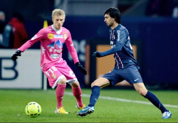 Pastore hails confidence boost following PSG's 4-0 win over Evian