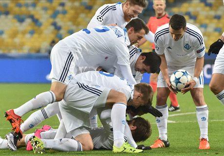 Ratings: Dynamo 1-0 Maccabi