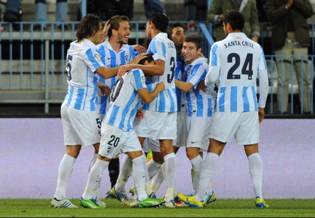 Malaga's European ban upheld