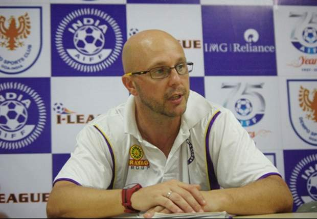 I took a big risk coming here without knowing the quality of players - Prayag United's Eelco Schattorie