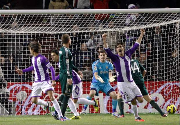 El balón parado destroza al Real Madrid en el primer cuarto del partido