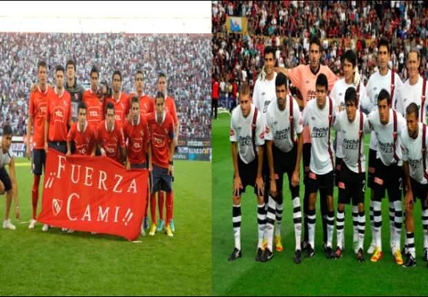 Independiente, en un clima hostil, recibe a Colón