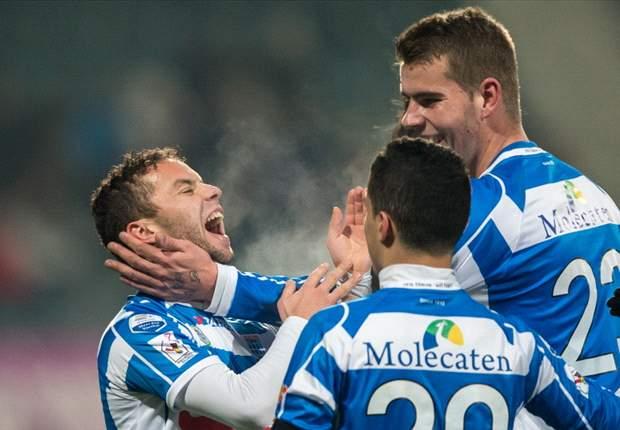 Zwolle pakt punt bij sterker ADO