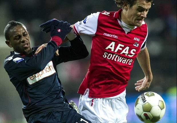Willem II hekkensluiter-af na gelijkspel