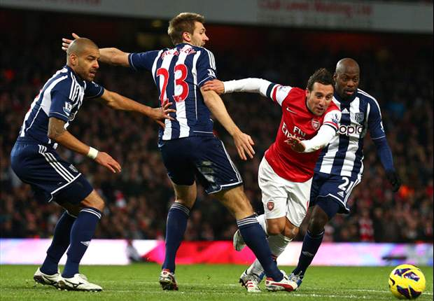 'I am sorry if it was not a penalty' - Wenger concedes doubt over Cazorla dive
