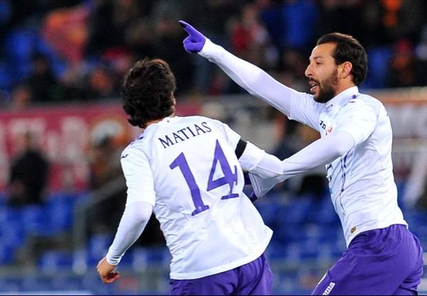 Punto Fiorentina - Da Roma torna sull'Arno una Viola non ridimensionata, anche se l'assenza di Jovetic comincia a pesare e a gennaio forse sarebbe il caso di pensare a un portiere