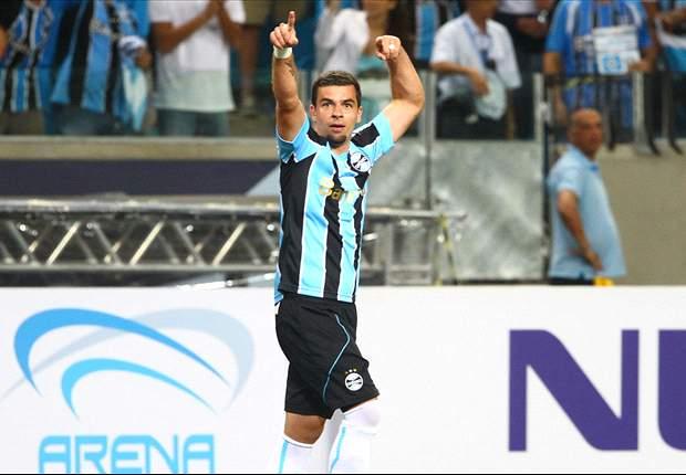 Grêmio confirma oferta chinesa por André Lima