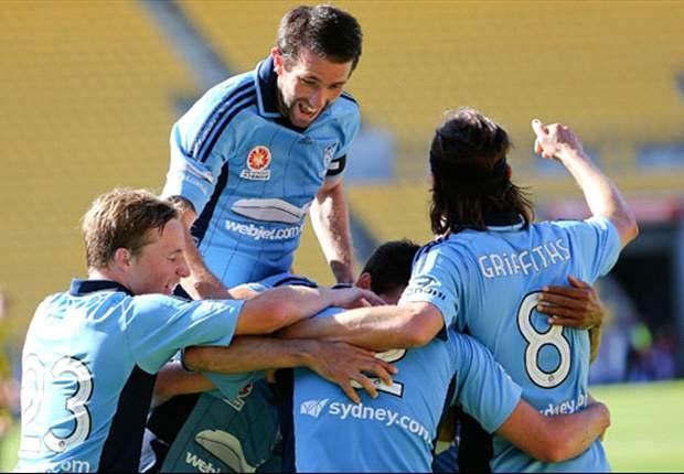 Wellington Phoenix-Sydney 1-2: Del Piero out, la sua squadra torna alla vittoria...
