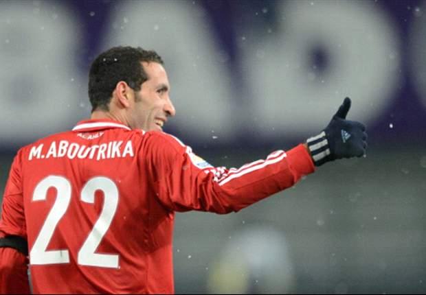 Aboutrika mira duelo com o Corinthians