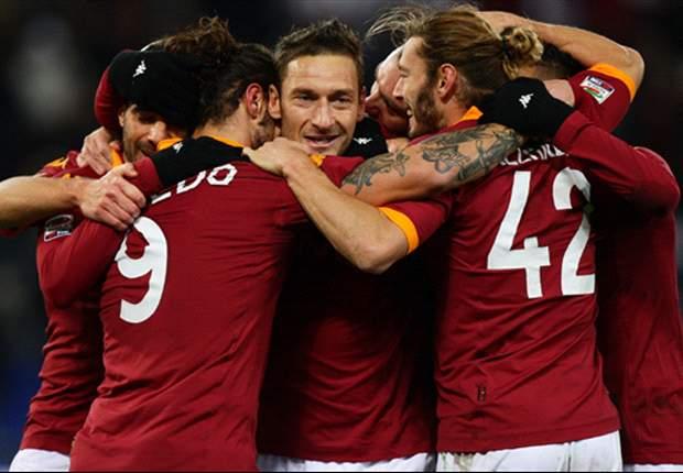 Roma-Atalanta, le formazioni ufficiali: Zeman lancia Lopez nel tridente con Destro e Osvaldo