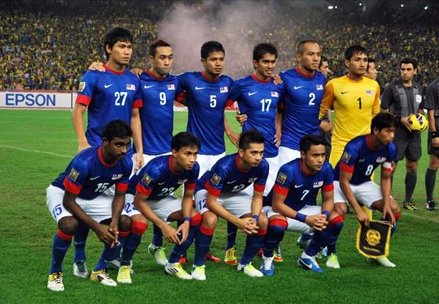 Malaysia remains at 158th position in the latest FIFA rankings