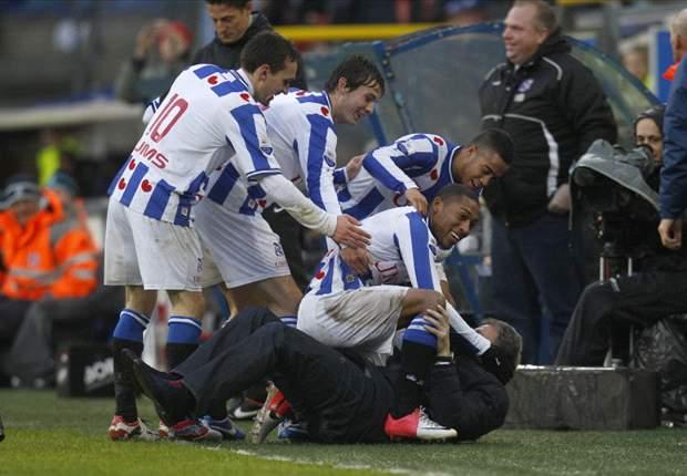 Otigba Van Basten dankbaar voor debuut