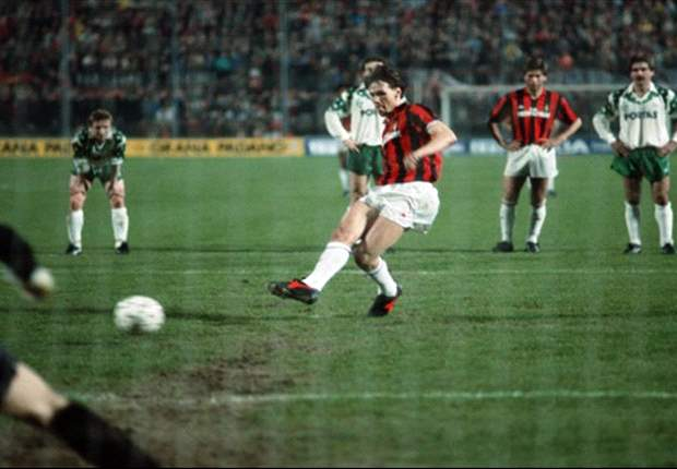 There's only one Marco van Basten: AC Milan's Dutch legend may never be surpassed
