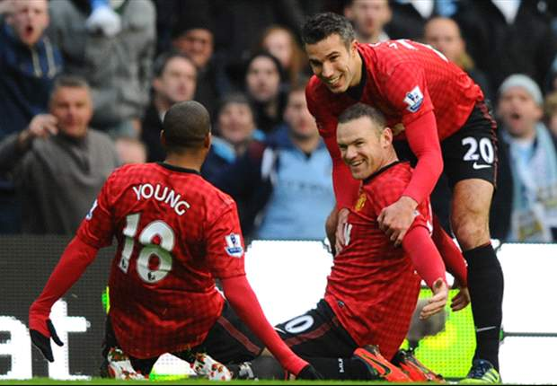 Best strike force in Europe? Rooney & Van Persie can win the lot for Manchester United