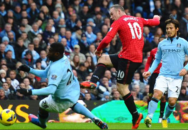 Money back on the Manchester derby if Rooney or Aguero score last