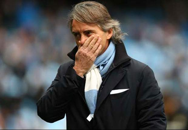 "ANG, Man City - Mancini : ""J'ai un mauvais sentiment"""