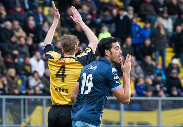 Sterk NAC vergeet Feyenoord pijn te doen