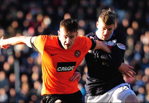 Dundee 0-3 Dundee United: Visitors continue their derby domination