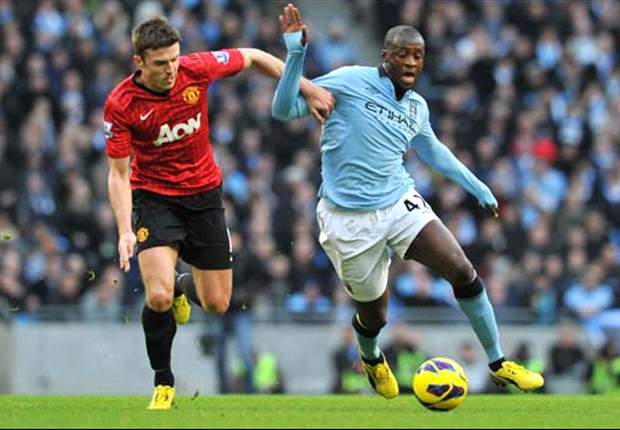 Carrick: Manchester derby is not about revenge