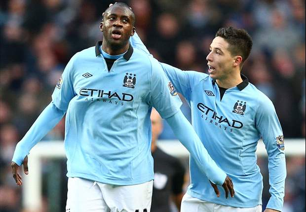 Yaya Toure & Hart emerge as Mancheste