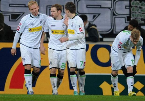 Gladbach gewinnt dank Hanke und Arango mit 2:0 gegen Mainz